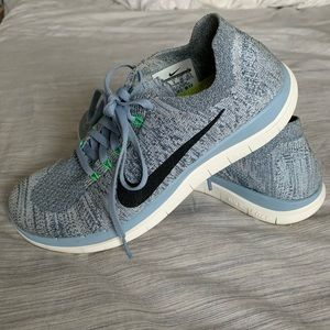 Nike Free Flyknit 4.0 Running Shoes